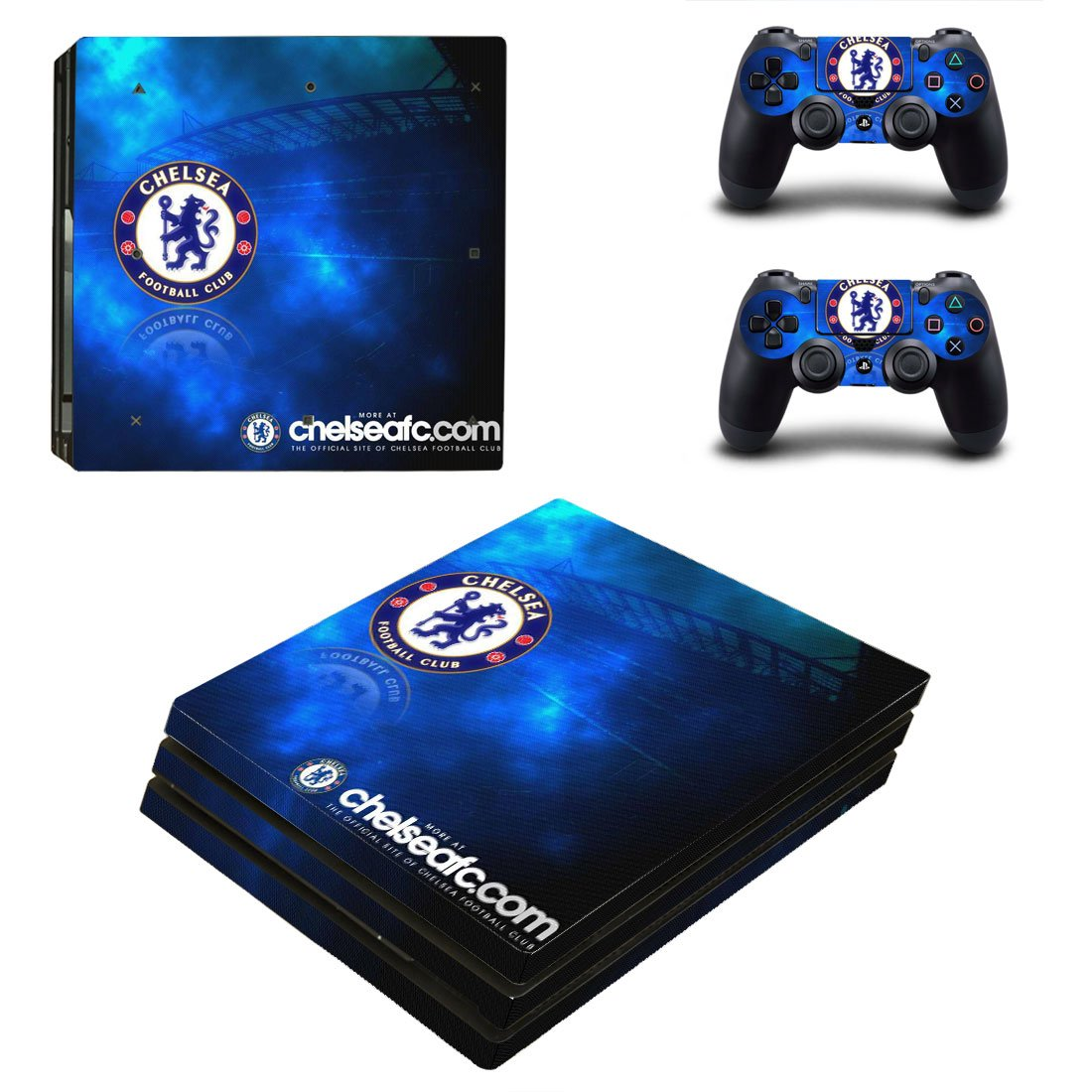 Chelsea PS4 Pro Skin Sticker Wrap