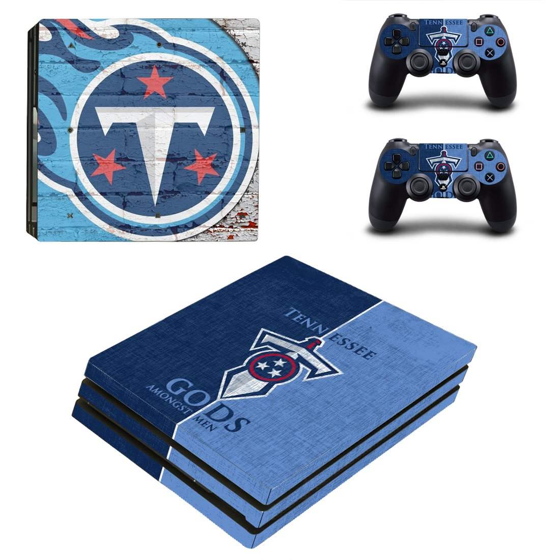 NFL PS4 Pro Skin Sticker Wrap