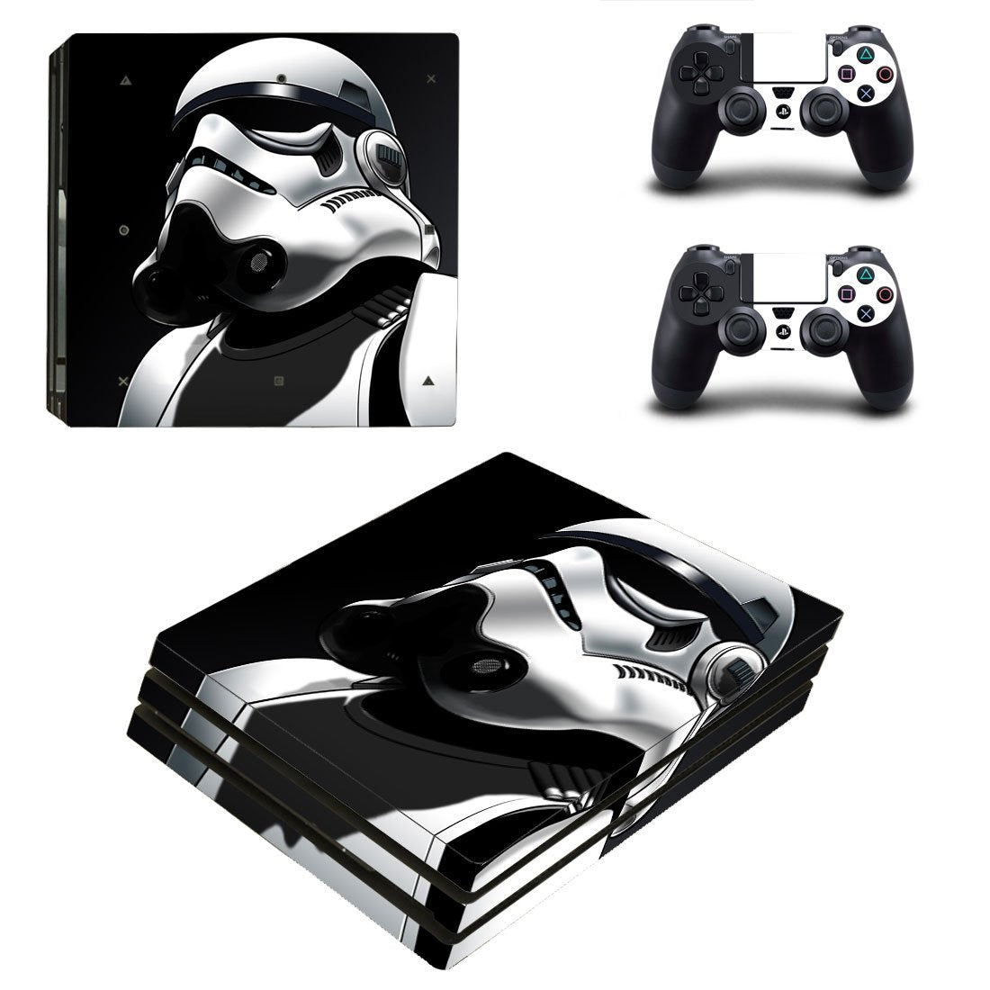 Star Wars PS4 Pro Skin Sticker Wrap