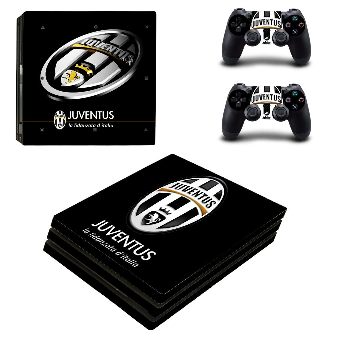 Juventus PS4 Pro Skin Sticker Wrap