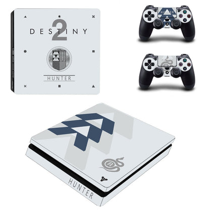 PlayStation PS4 Slim Destiny Skin Sticker - Game Vinyl
