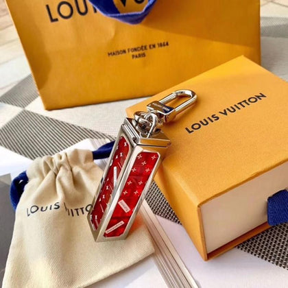 Louis Vuitton Dice Keychain Key Ring