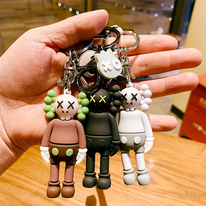 KAWS Companion Keychain Key Ring