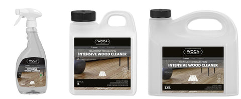 WOCA Intensive Wood Cleaner for finishing and wood maintenance