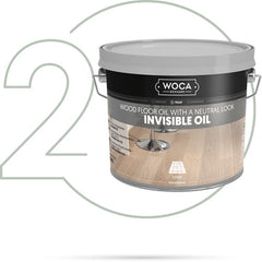 Step 2 - Invisible Oil