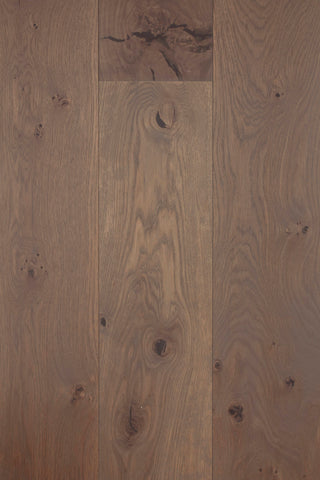 wood lye grey hardwood floor with WOCA Diamond Oil in Concrete Grey