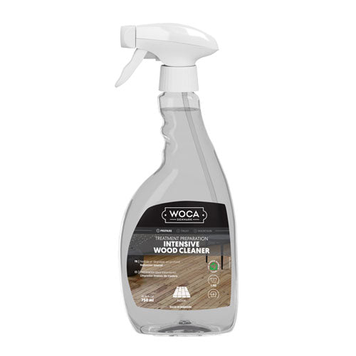 Intensive Cleaner Spray | WOCA Wood Care | Natural Wood Care – Woca Woodcare
