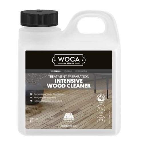 Intensive Wood Cleaner | WOCA Wood Care | Natural Wood Care – Woca Woodcare