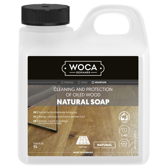 WOCA Natural Soap Hardwood Floor Cleaner