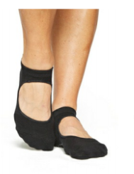 Pointe Studio Grip Barre Socks