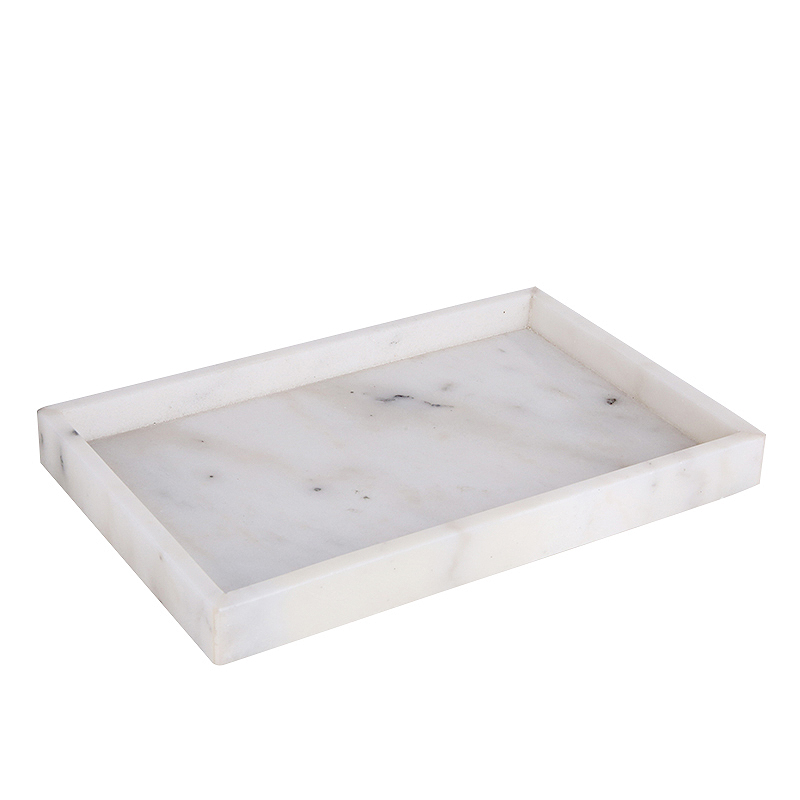 The Simple Marble Tray
