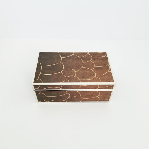 Tia Brown Jewelry Box