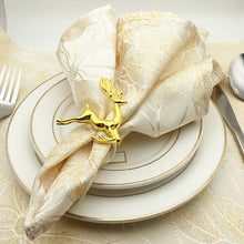 Load image into Gallery viewer, Reindeer Napkin Ring (Set of 4)