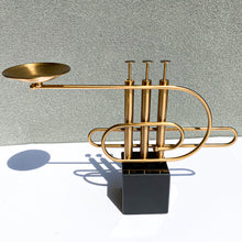 Load image into Gallery viewer, Saxophone Candle Holders