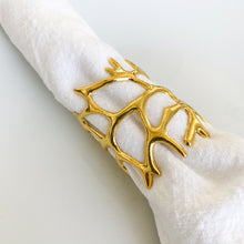 Load image into Gallery viewer, Stella Napkin Rings (Set of 4)