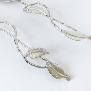 Leaves Salad Servers
