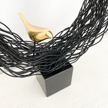 Load image into Gallery viewer, Sienna Bird on Nest Sculpture