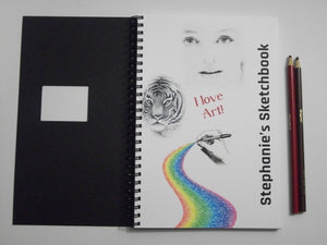 "Sketchbook - ""I Love Art"""