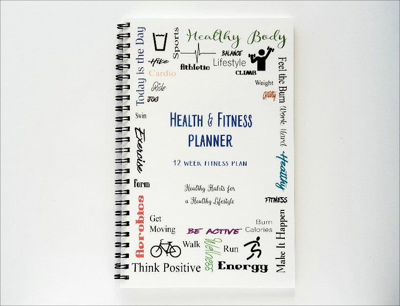 Health & Fitness Planners