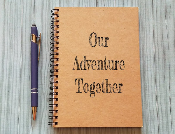 Journal - Our Adventure Together