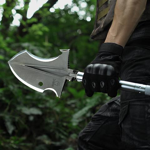 Smilodon Camper Survival Shovel by Zune Lotoo
