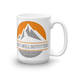 Jacob's Well Coffee Mug