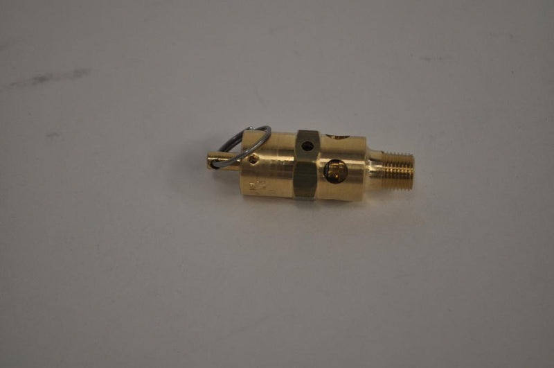 Ingersoll Rand Safety Valve Replacement