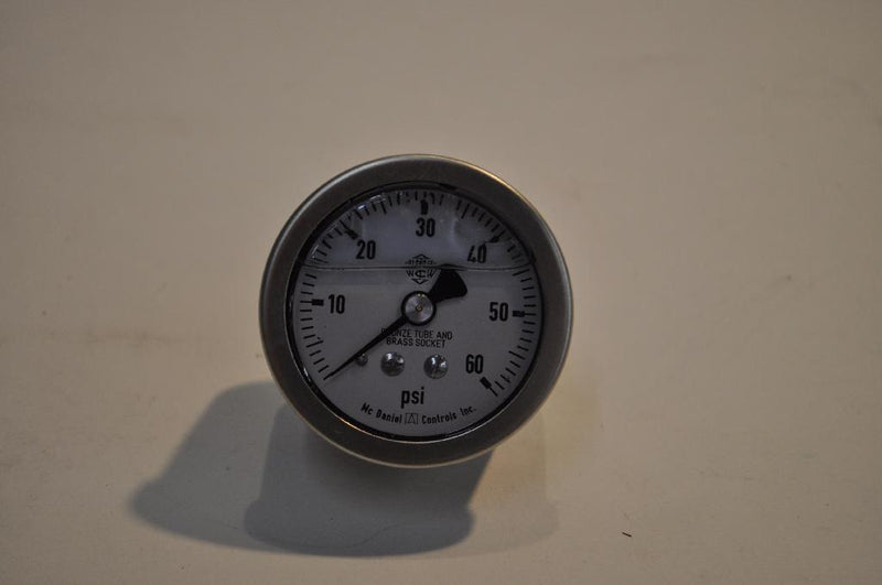 Gardner Denver Pressure Gauge Replacement - 2118767