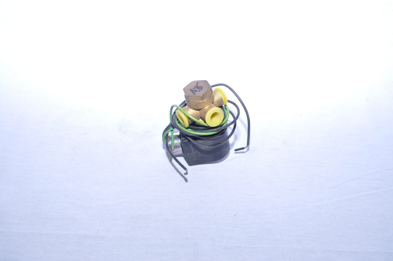 Sullair Solenoid Valve Replacement - 02250125-656