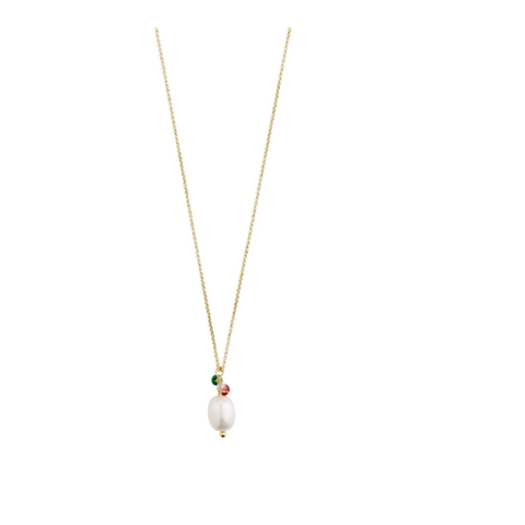 Poesy Pearl Necklace