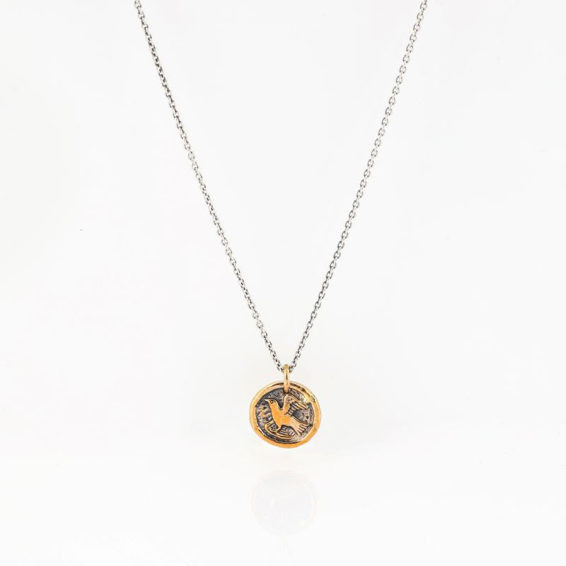 house of alaia nature of life chimera necklace