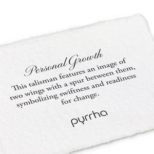 Personal Growth Necklace