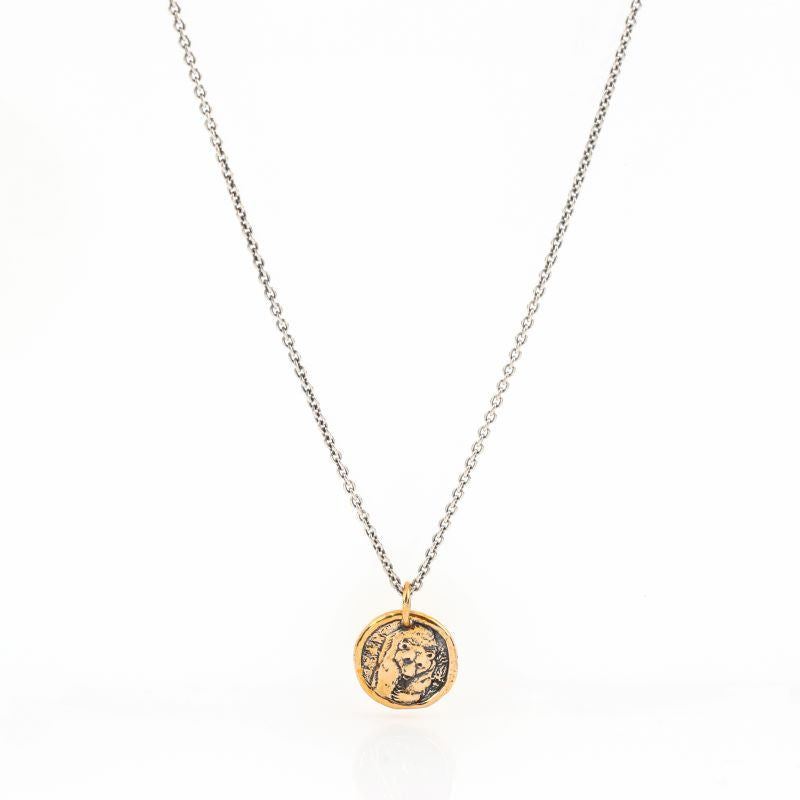 house of alaia fearless bear necklace