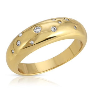 joy dravecky in orbit ring gold