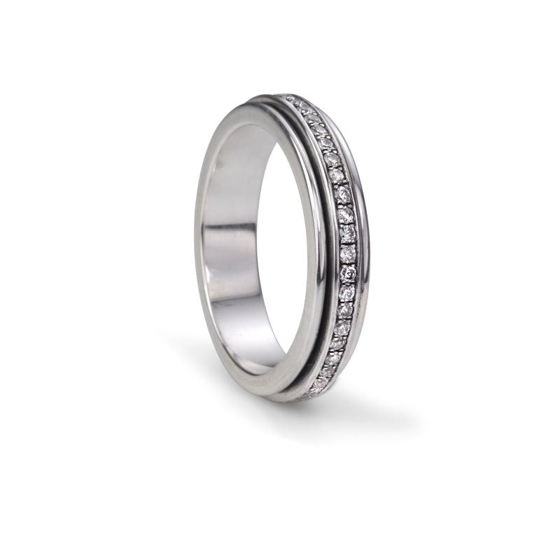 meditation ring lunar
