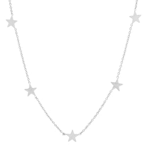 Mini Stars Necklace