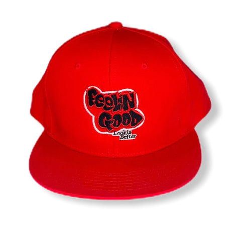 Red FGLB Snapback