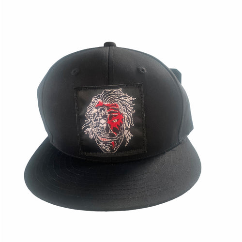 Red Out Joker SnapBack