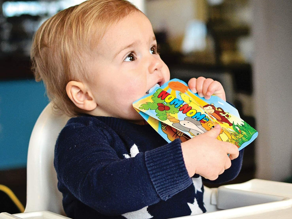Nom Nom Kids Food Pouch (140ml) | nappycakes-mt | Single Item.