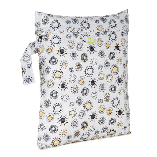 Baba and Boo Reusable Small Nappy Bag - Sunshine