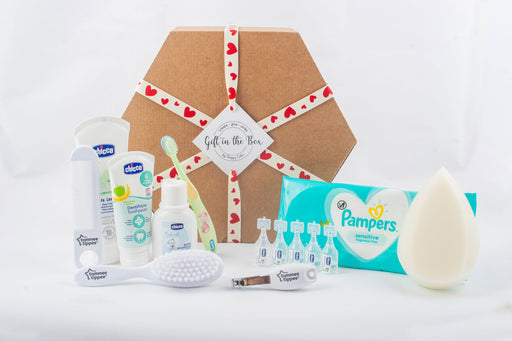Essential Baby Bath Box