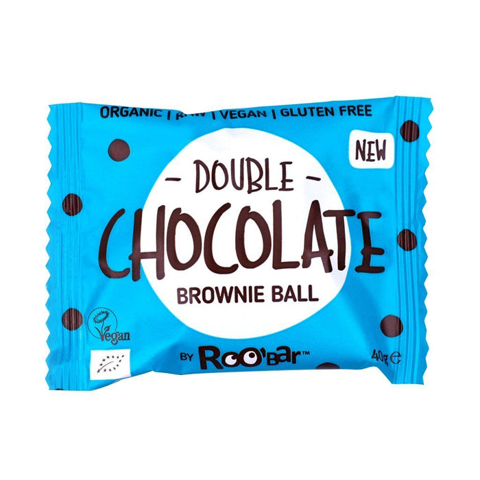 Brownie Ball Double Chocolate.