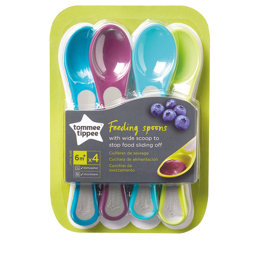 Tommee Tippee Feeding Spoons | nappycakes-mt | Single Item.