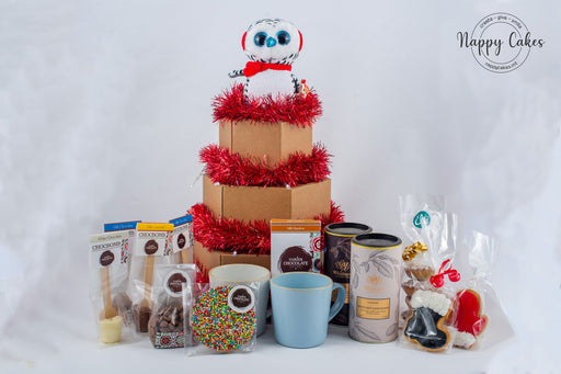 The Christmas Hot Chocolate Tower Box