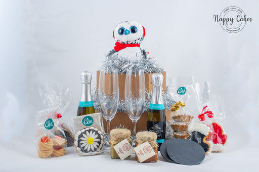 The Christmas Prosecco Tower Box