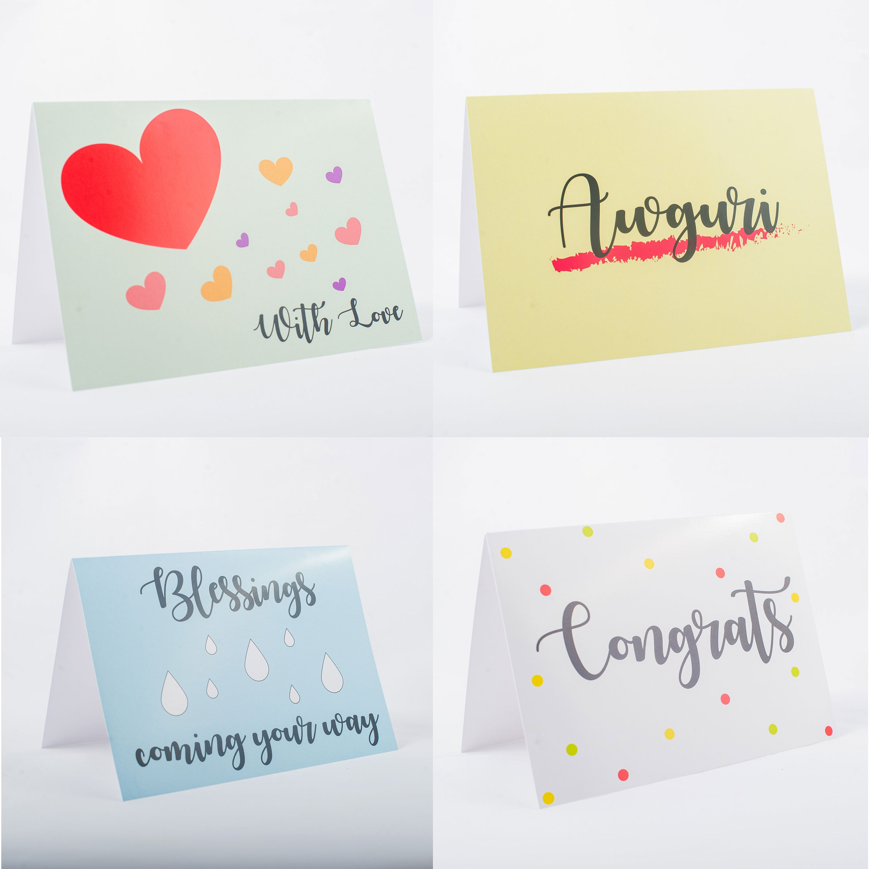 General Greeting Cards Pack | nappycakes-mt | Greeting Card.