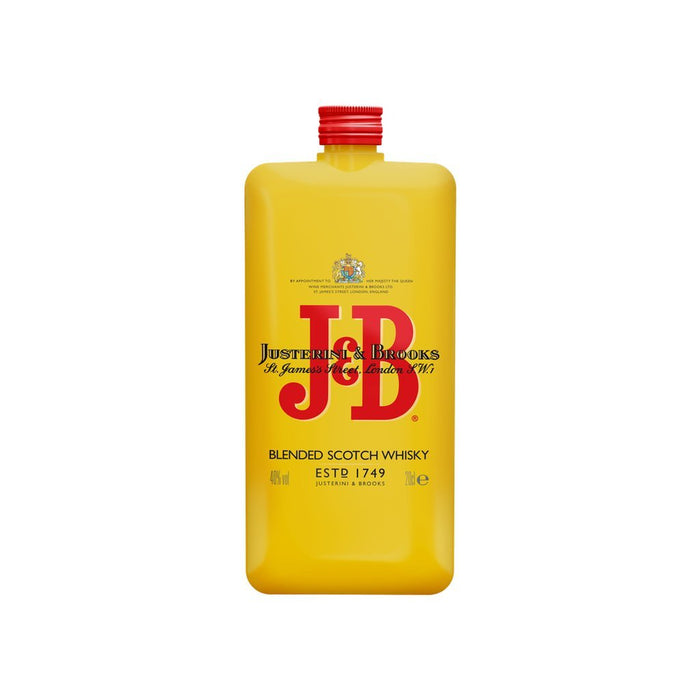 JB Pocket Whiskey - 20cl