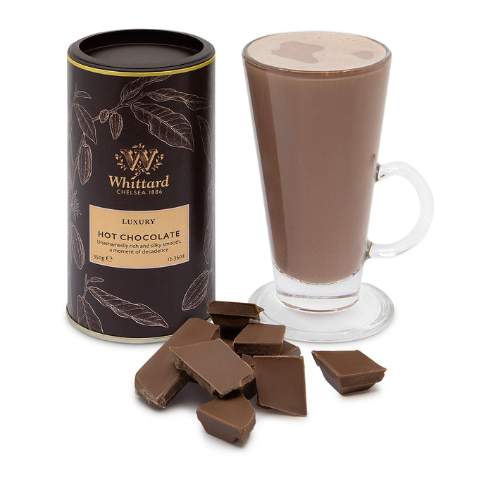 Luxury Hot Chocolate.