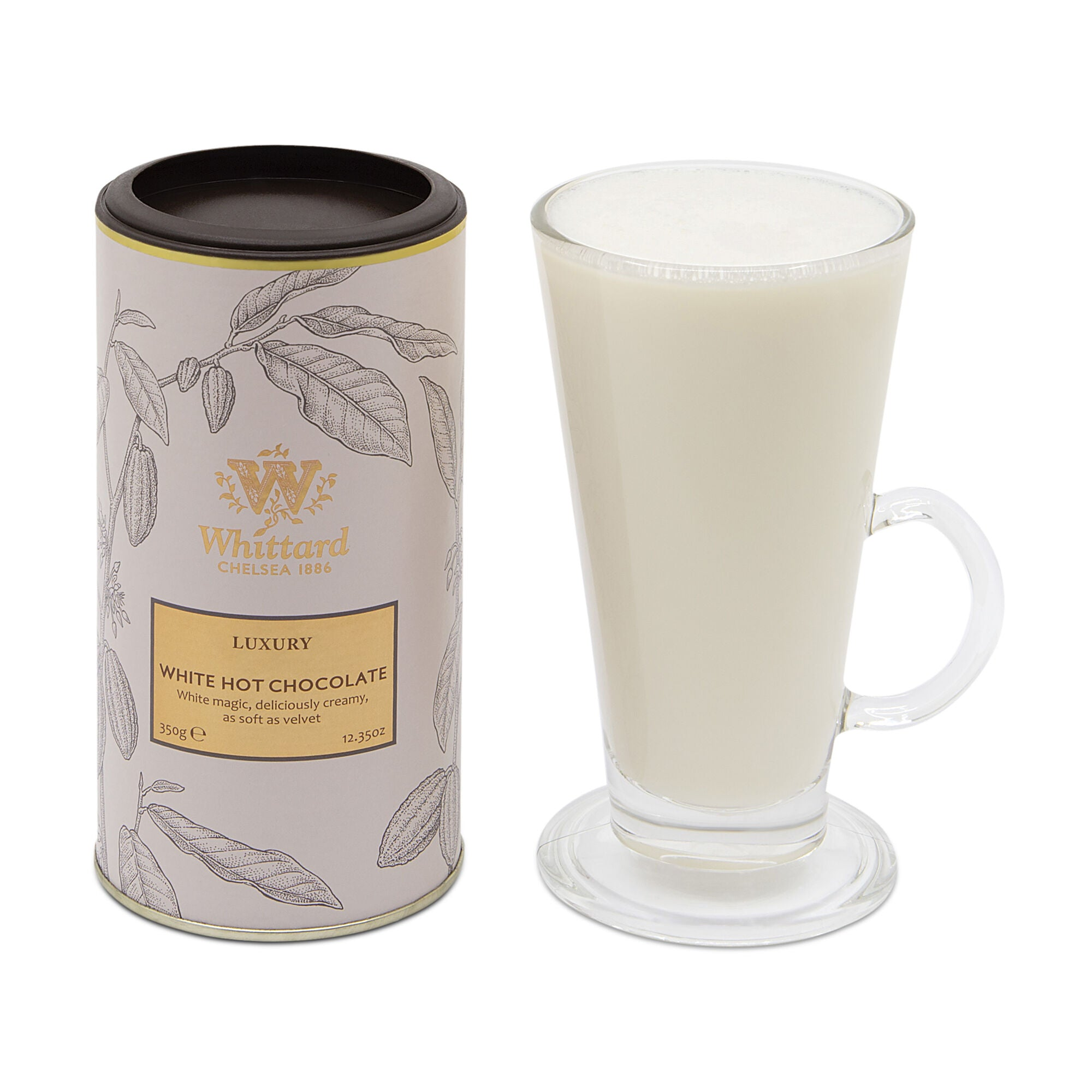 Luxury White Hot Chocolate