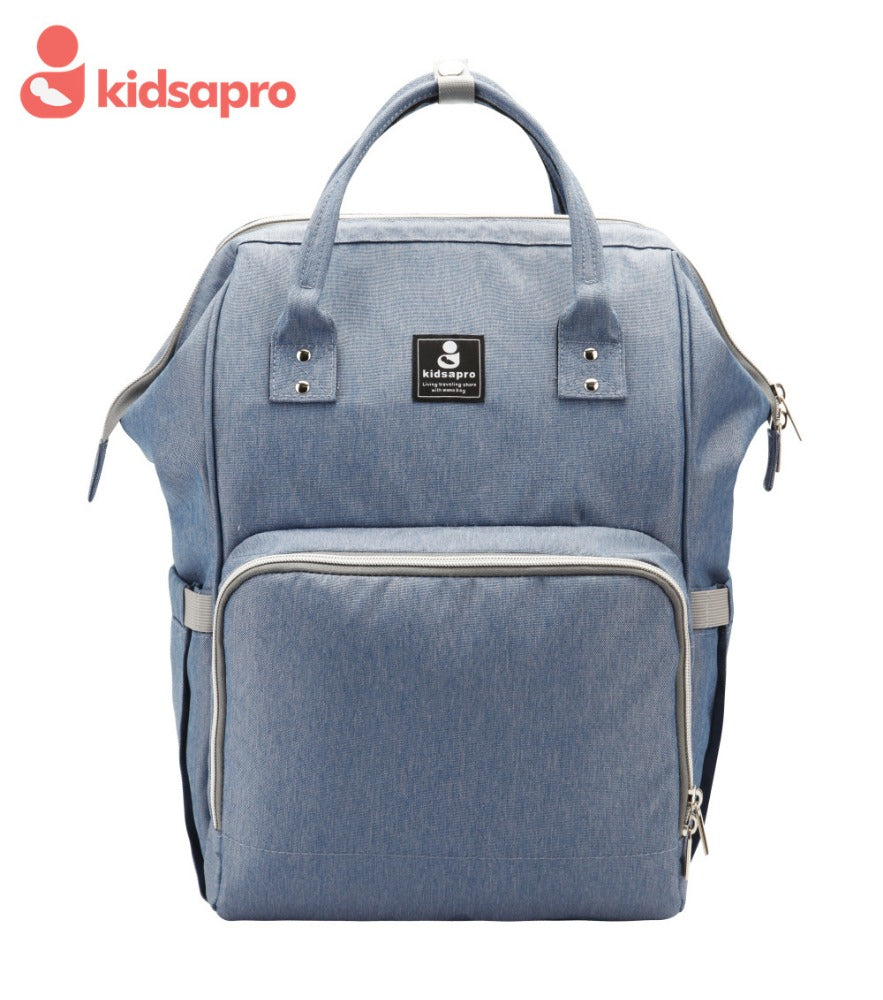 Kidsapro One Colour Mama Bags